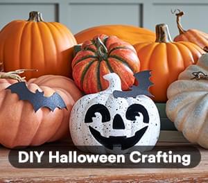 DIY Halloween Crafting