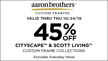 45% OFF Cityscape & Scott Living Custom Frame Collections
