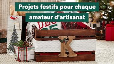 Projets festifs pour chaque amateur d'artisanat
