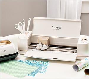 Martha Stewart + Cricut