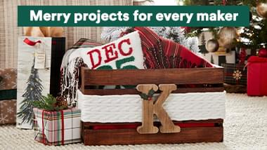 Merry projects for every maker