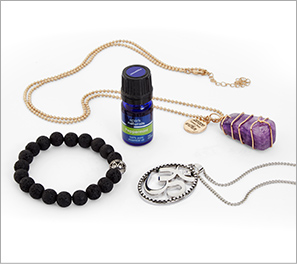 Aroma Jewelry & Positive Intentions