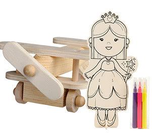 Projets d'artisanat en bois