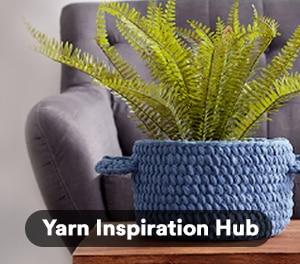 Yarn Inspiration Hub