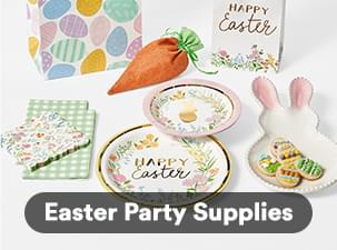 Easter Party Supplies