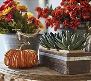 Tiges florales, gerbes de fleurs et tiges décoratives