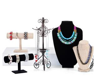 Jewelry Props & Storage