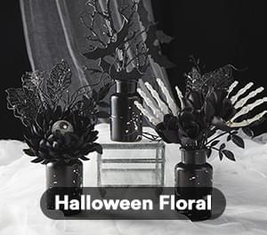 Halloween Floral