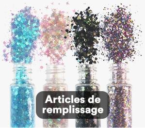 Articles de remplissage