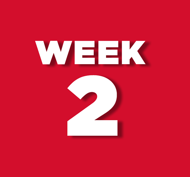 Week 2 theme to be announced