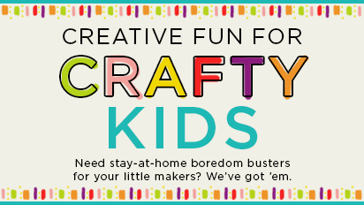 Creative Fun for Crafty Kids