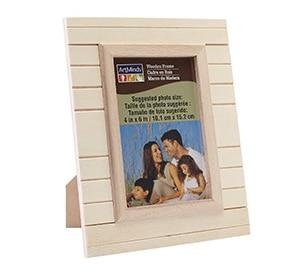 Unfinished Wood Frames