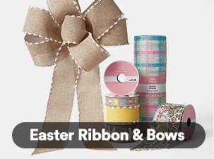 Easter Ribbons & Bows