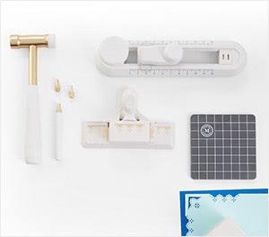 Outils pour l'artisanat en papier