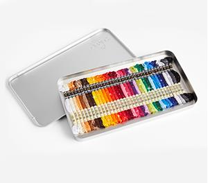 DMC® Floss & Collector's Tins